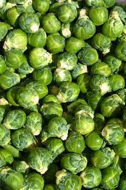 Where can I buy fresh Brussels sprouts from a local farmer.