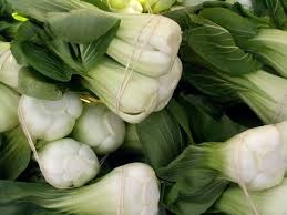 Where can I buy fresh Pak Choy from a local farmer.