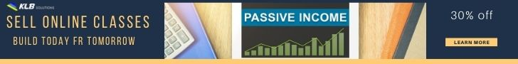 Build your online store, studio, or courses. Grow your passive income.